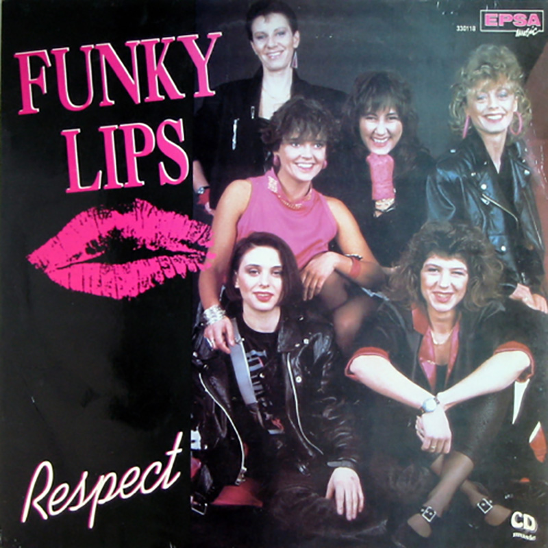 Funky Lips - Respect LP