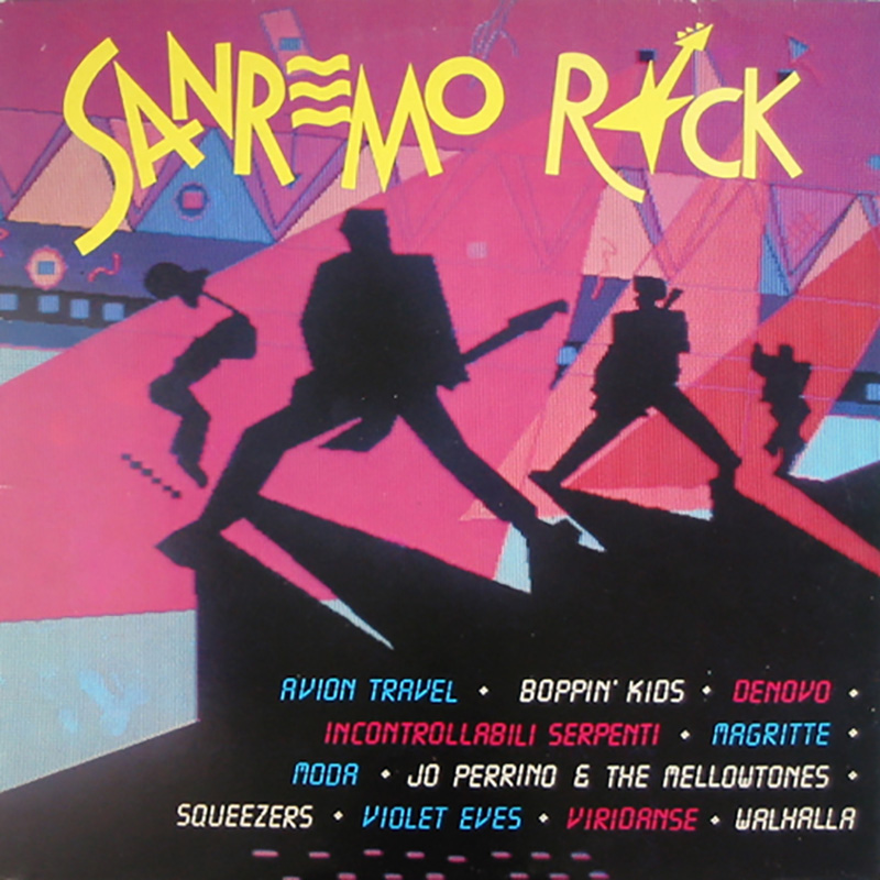 Joe Perrino - Sanremo Rock