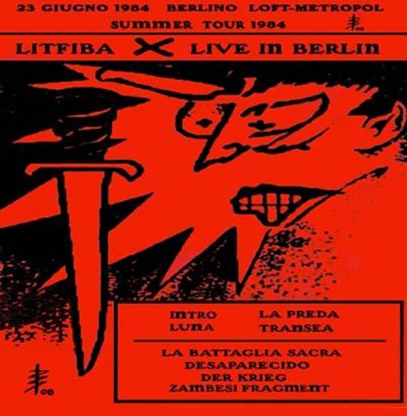 Litfiba - Live In Berlin