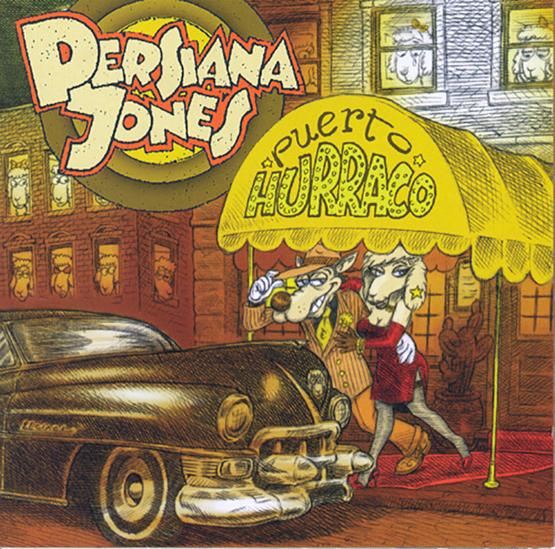 Persiana Jones - Puerto Hurraco