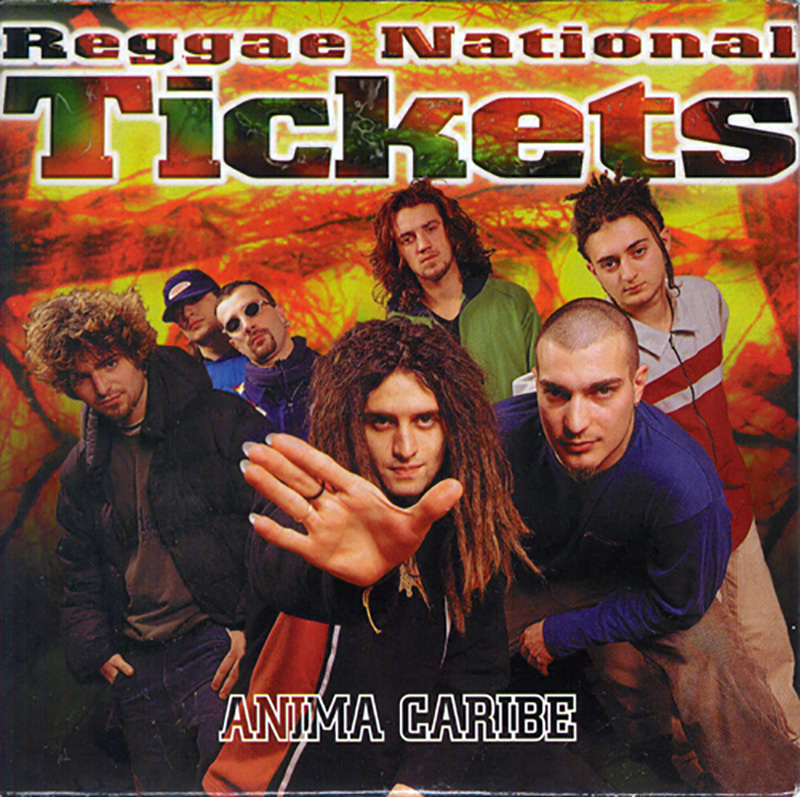 Reggae National Tickets - Anima Caribe