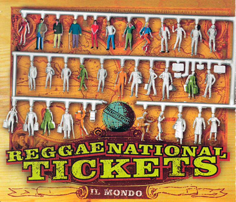 Reggae National Tickets - Il Mondo