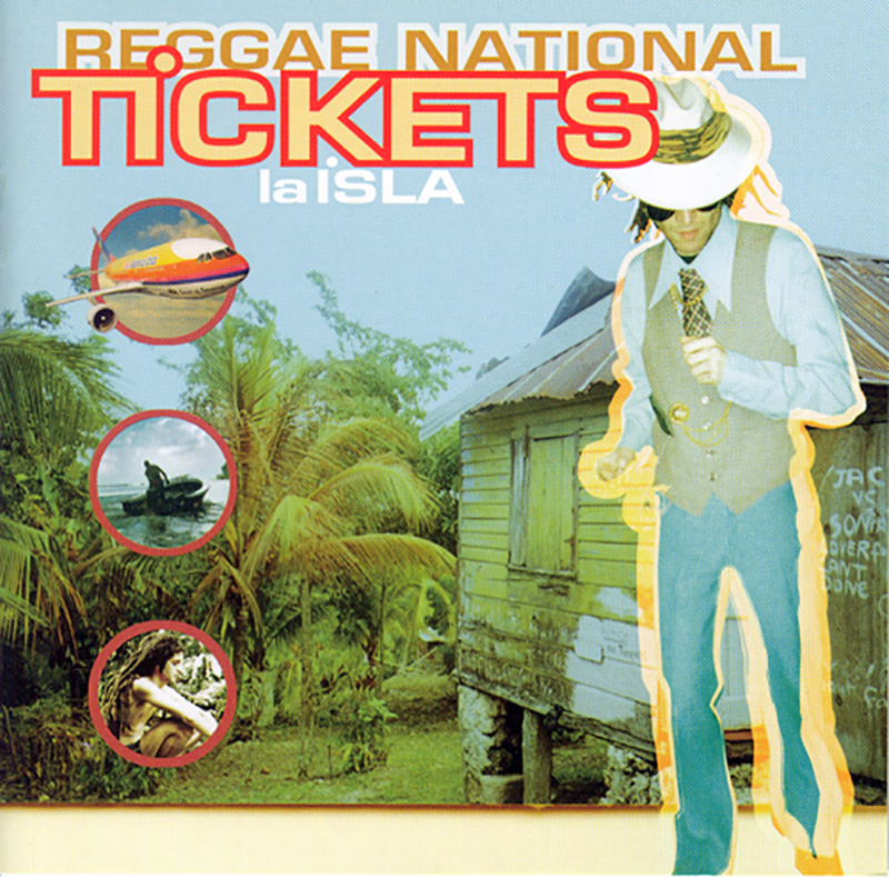 Reggae National Tickets - La Isla