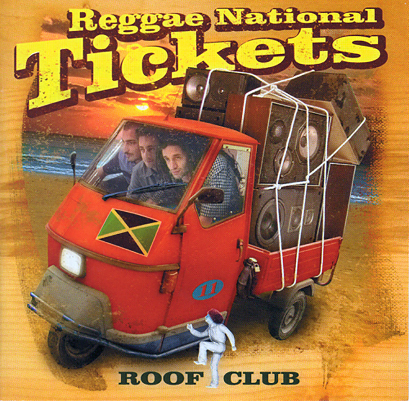 Reggae National Tickets -  Roof Club