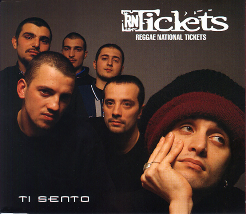 Reggae National Tickets - Ti Sento